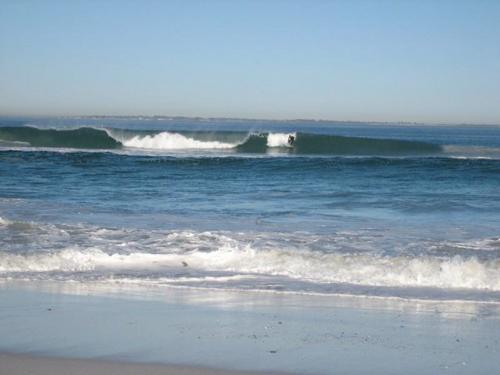 Derde Steen surf spot Cape Town