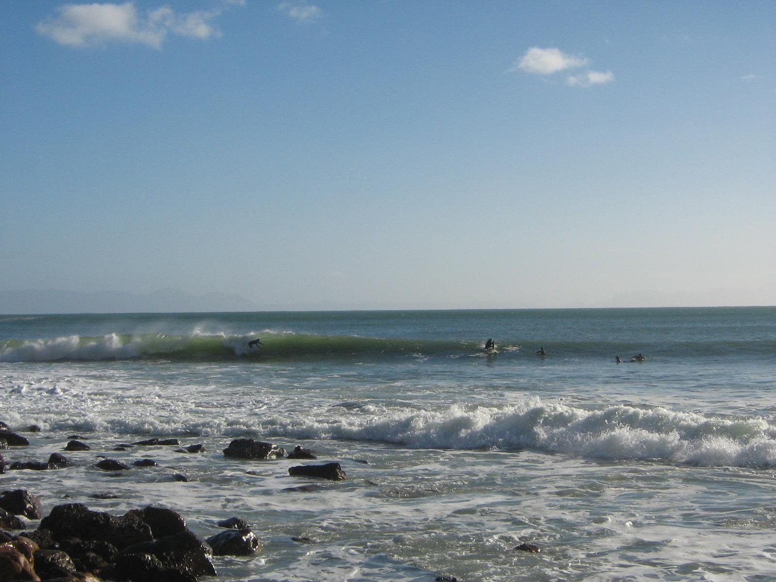 Winter surf | Bikini Beach